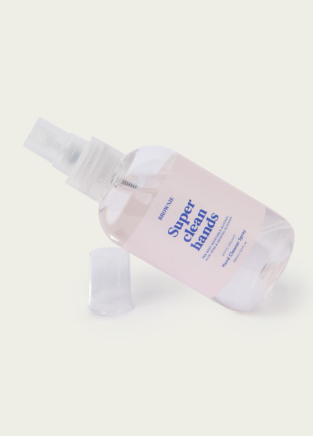 Spray Super Clean Hands