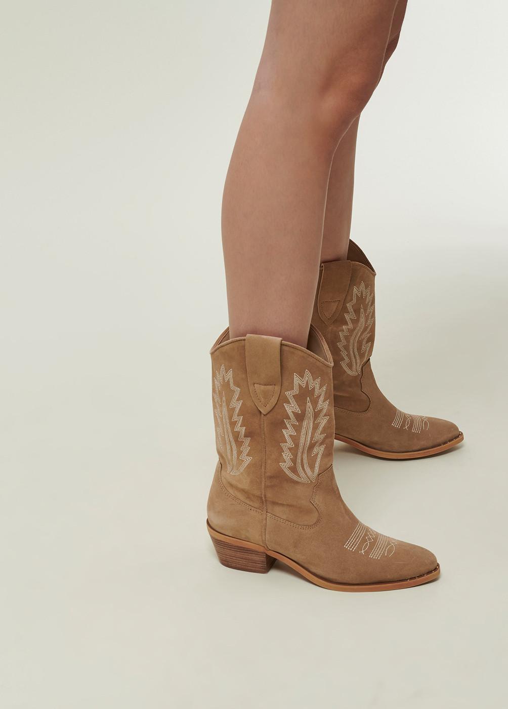 Bota Cowboy Serraje