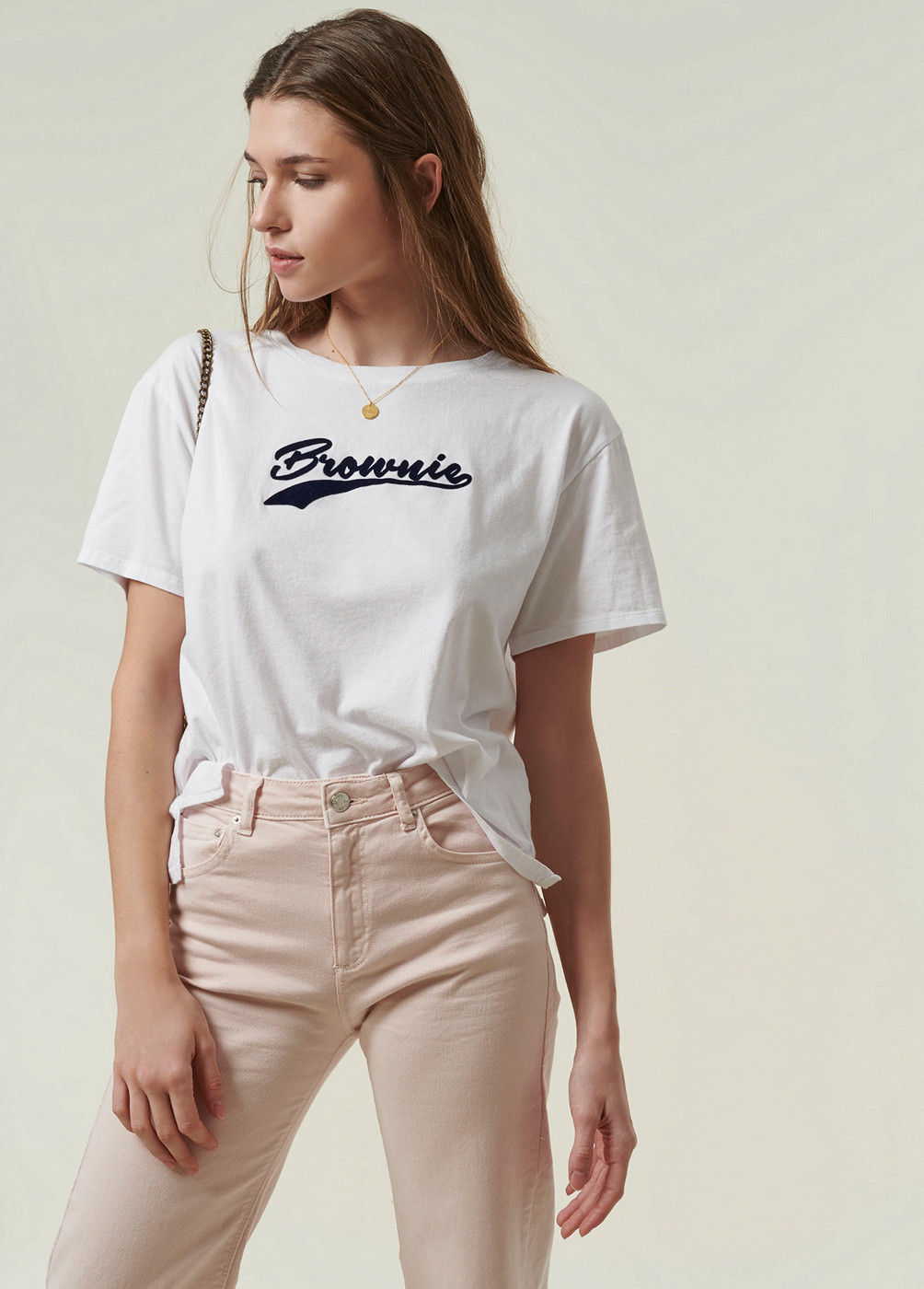 Camiseta Well Brownie Baseball