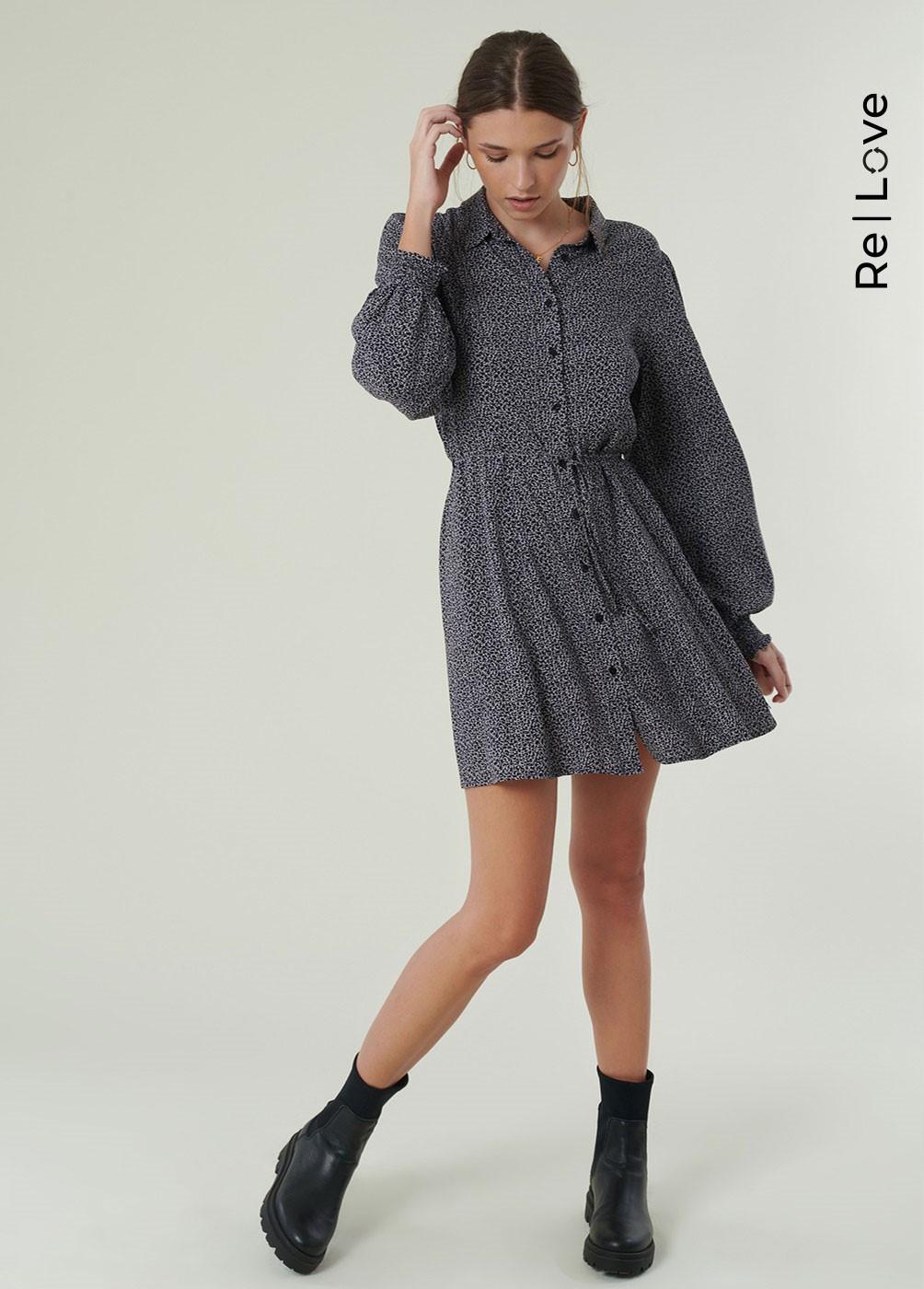 LAIA DITSY PRINT DRESS