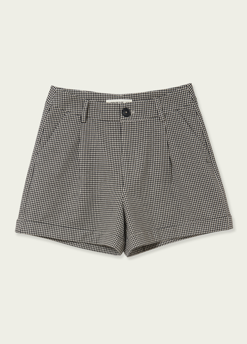 JARA GINGHAM SHORTS