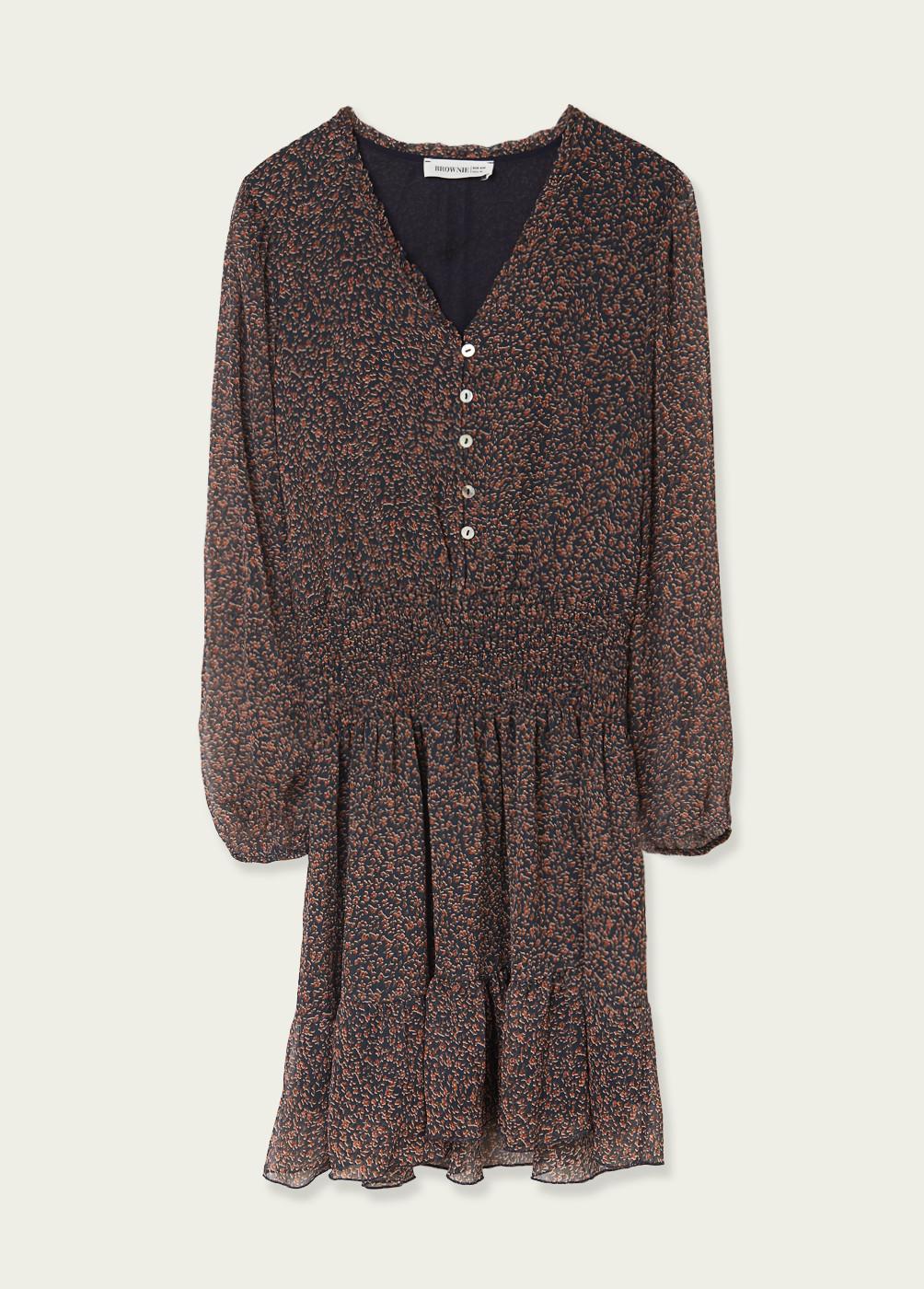 SELENA SHORT FLUID DRESS