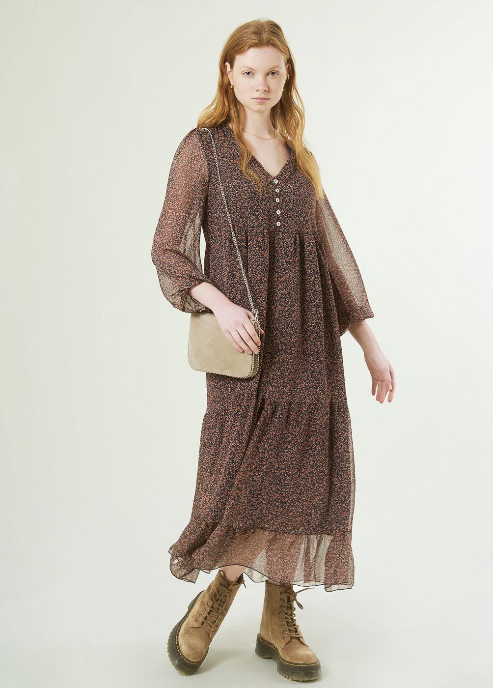 NATALIA DRESS