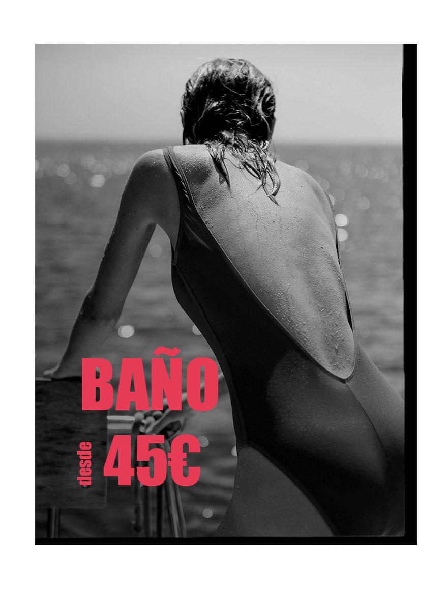 Rebajas Bañadores y Bikinis