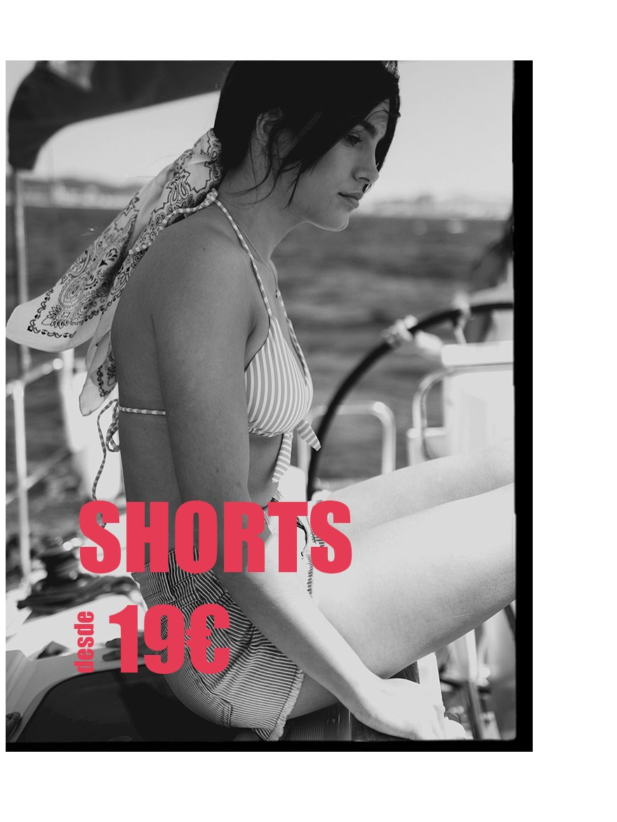 Rebajas Shorts