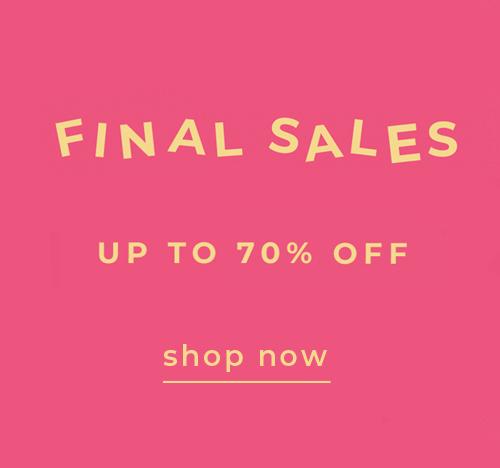 final sales