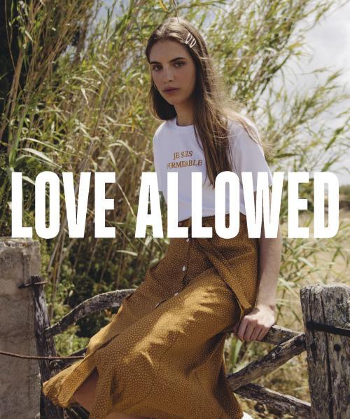 love allowed