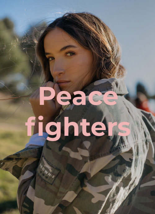 Peace fighters