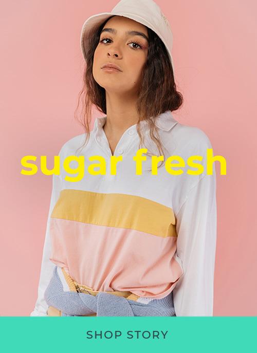 sugar fresh